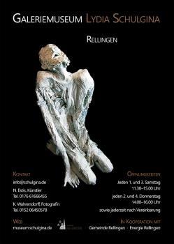 Eröffnung des Galeriemuseums in Rellingen