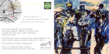 Выставка Николая Эстиса в Гамбурге
