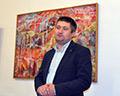 Открытие выставки Николая Эстиса «Там, где кончается слово...» в музейно-выставочном комплексе «Присутственные места» (г. Плёс)